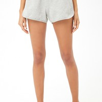 Active French Terry Dolphin Shorts