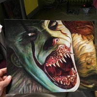 New Pennywise It Eats You Up