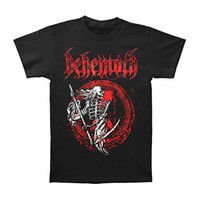 Behemoth Men's  Reaper T-shirt Black
