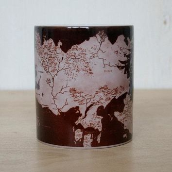 Game of Thrones - Winter Is Coming Color Changing Mug