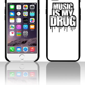 Music Is My Lifed 5 5s 6 6plus phone cases