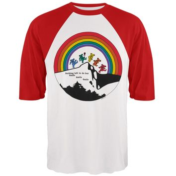 Grateful Dead - Smile Smile Smile 3/4 Sleeve Raglan