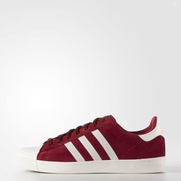c925809a0e35 adidas Superstar Vulc ADV Shoes - Red