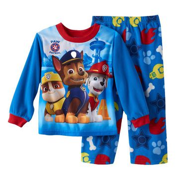 Paw Patrol Pajama Set - Toddler Boy, Size: