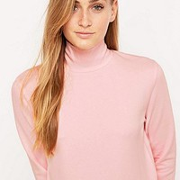 Cheap Monday Pink Funnel Neck Sweatshirt - Urban Outfitters