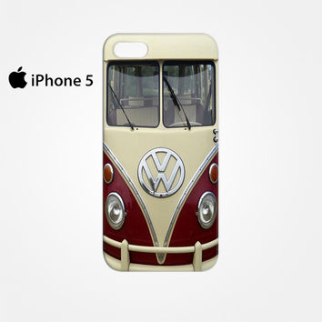 VW Volkswagen Bus for Iphone 4/4S Iphone 5/5S/5C Iphone 6/6S/6S Plus/6 Plus 3D Phone case