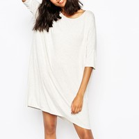 Monki Jersey Oversized Swing Dress