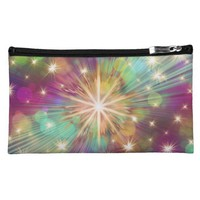 Christmas Star Makeup Bag