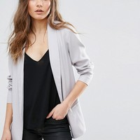 New Look Soft Touch Blazer at asos.com
