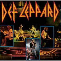 Def Leppard Live Hysteria Poster 11x17