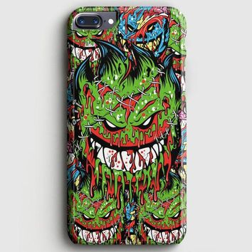Spitfire Monster Skateboard Wheels iPhone 7 Plus Case