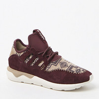 adidas Originals Tubular Moc Runner Red & White Shoes at PacSun.com