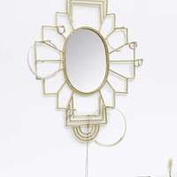 Calder Jewellery Storage Hanging Mirror - Urban Outfitters