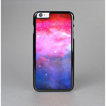 The Vivid Pink and Blue Space Skin-Sert Case for the Apple iPhone 6 Plus