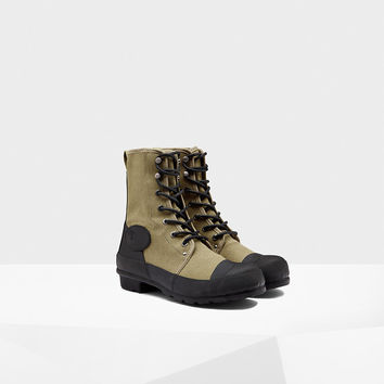 Women's Original Canvas Commando Boots | Official Hunter Boots Site