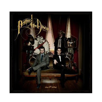 Panic! At The Disco - Vices & Virtues Vinyl LP Hot Topic Exclusive