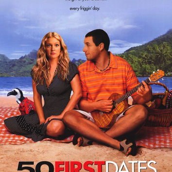 50 First Dates 11x17 Movie Poster (2004)