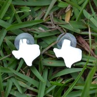 Texas Stud Earrings