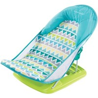 Summer Infant Deluxe Baby Bather, Triangle Stripe - Walmart.com