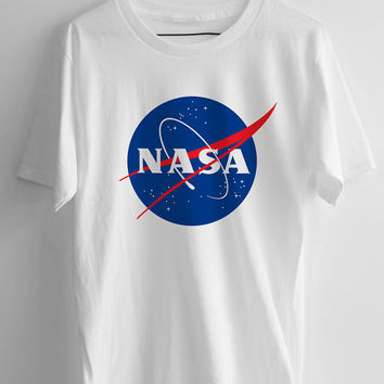 nasa logo T-shirt men, women and youth