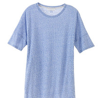 Short-sleeve Tunic - Marled Tees - Victoria's Secret