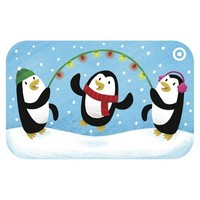 Jump Rope Penguins Gift Card