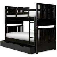 Chambers Cathedral Oak Bunk Beds