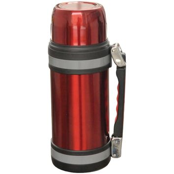 Brentwood Vacuum Stainless Steel Bottle With Handle (1.5 Liter)