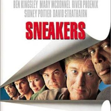 Sneakers Robert Redford, Dan Aykroyd, Ben Kingsley, Mary McDonnell, River Phoenix, Sidney Poitier, David Strathairn, Timothy Busfield, George Hearn, Eddie Jones