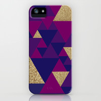 Lux Geo iPhone & iPod Case by Whitney Werner