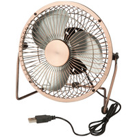 Honey-can-do Usb-powered Desk Fan (bronze)