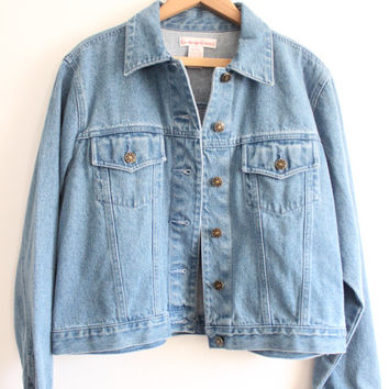 Classic Vintage 90s Denim Jacket