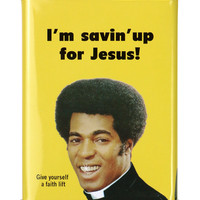 SAVIN' UP FOR JESUS TIN BANK