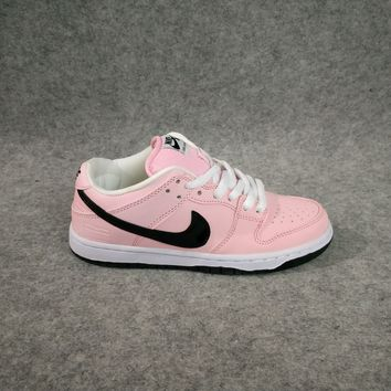Nike Dunk Sb Low Elite Pink Box Women Sport Shoes Casual Sneakers