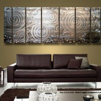 """Freedom Fills The Air"" Metal Wall Art, Contemporary Home Decor, Modern Metal Sculpture by Jon Allen"
