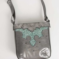 Miss Me Metallic Crossbody Purse