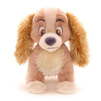 Disney Lady Puppy Small Soft Toy | Disney Store