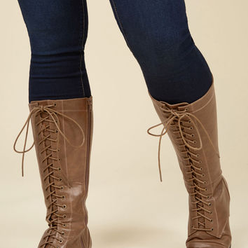 Stopover Strategist Boot | Mod Retro Vintage Boots | ModCloth.com