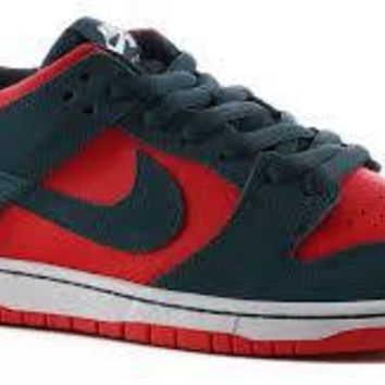 Nike SB Dunk Low Pro-Nightshade/Chile Red