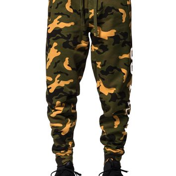 Deceit Sweatpants - Camo