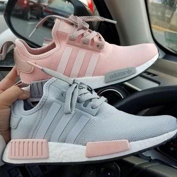 """Adidas"" NMD Women Fashion Trending Running Sports Shoes F"