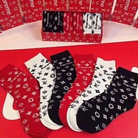 PEAP Supreme x Louis Vuitton Socks