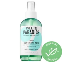Self-Tanning Water - Isle of Paradise | Sephora