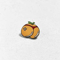Valley Cruise Press X Hattie Stewart Peach Pin