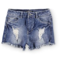 Empyre Sofie Medium Wash High Waisted Shorts