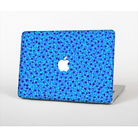 "The Small Scattered Polka Dots of Blue Skin Set for the Apple MacBook Pro 13"" with Retina Display"