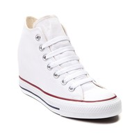 Womens Converse Chuck Taylor Mid Wedge Sneaker