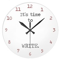 It's Time to Write