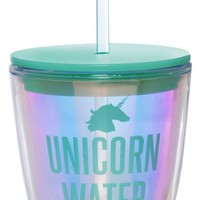 Unicorn Water Double-Wall Travel Tumbler - LAST ONE!