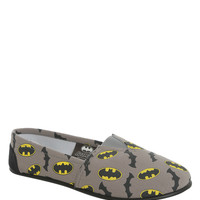 DC Comics Batman Grey Flats